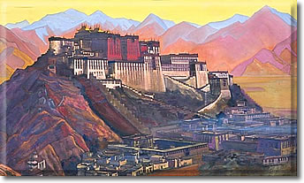 Stronghold of Tibet (Potala)
